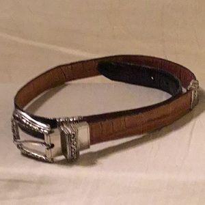Brighton Reversible Leather belt